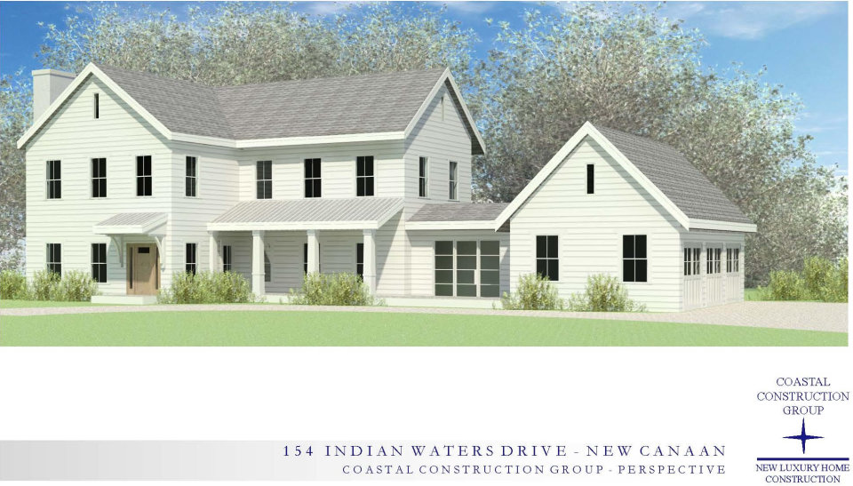 154 Indian Waters Dr. New Canaan