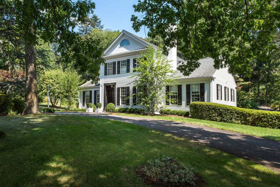 57 Brushy Ridge Road, New Canaan